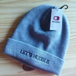 Buckle Accessories - Buckle Game Day Beanie 🏈🏈🏈